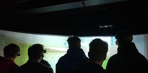 Oamkin 3D-cave
