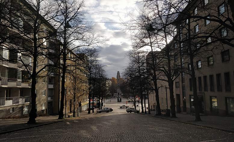 Lokakuinen Lahti